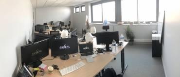 Nouvelle agence du Havre à la Fonderie